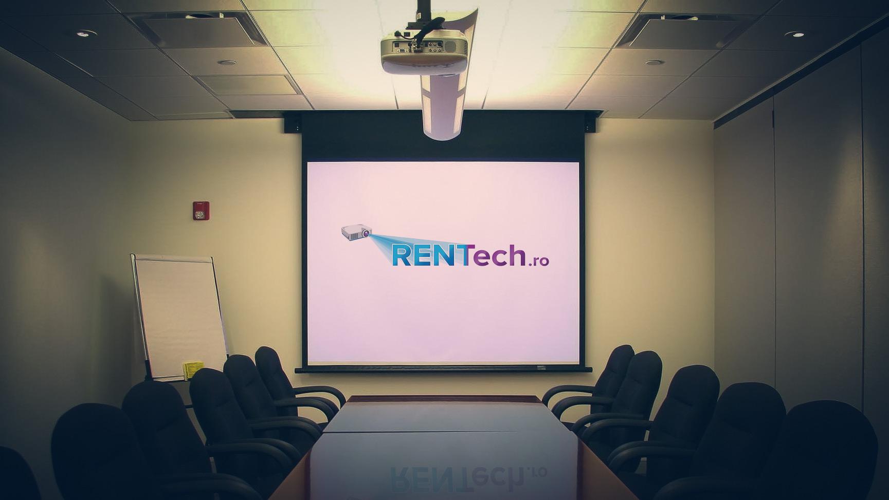 Rentech.ro Inchirieri echipamente audio video
